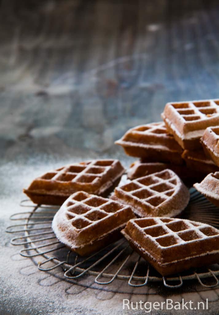 Oud-Hollandse kermis wafels