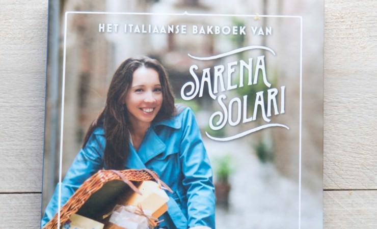 Het Italiaanse bakboek van Sarena