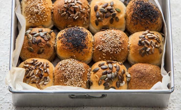 Geschaakt breekbrood