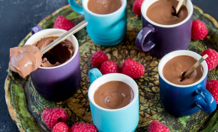 Chocolade creme