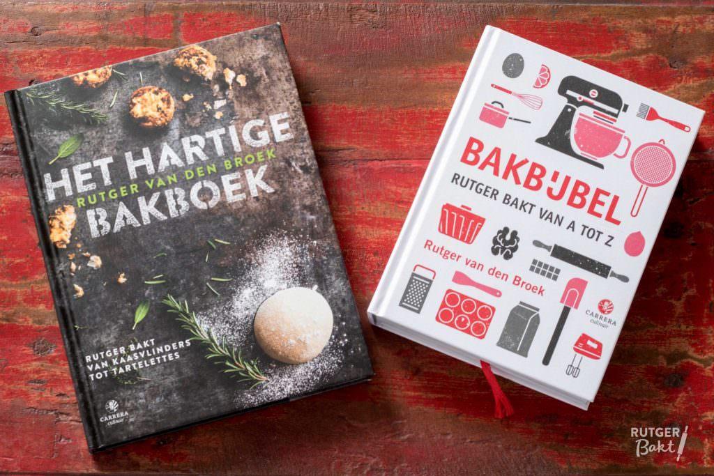 Het hartige bakboek & Bakbijbel