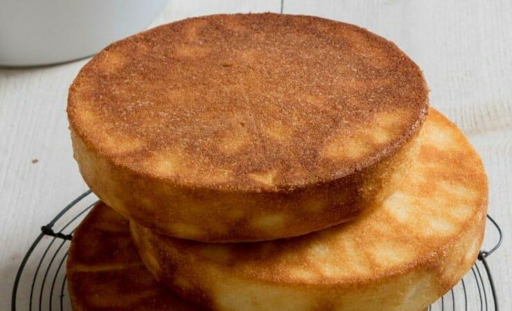 Cake voor stapeltaart