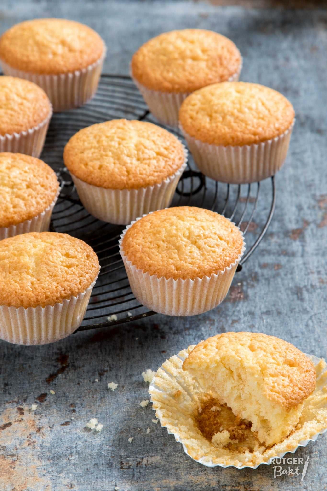 Cupcakes bakken recept