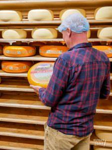kaas maken