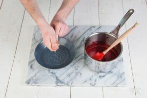 Werken met gelatine