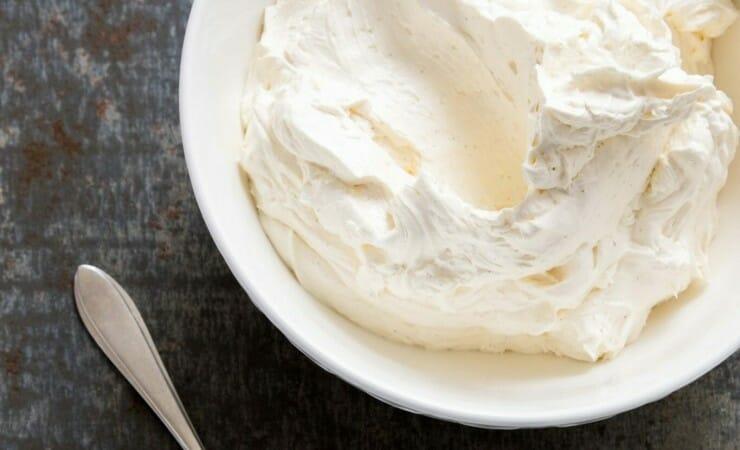 Botercrème op basis van Italiaanse meringue