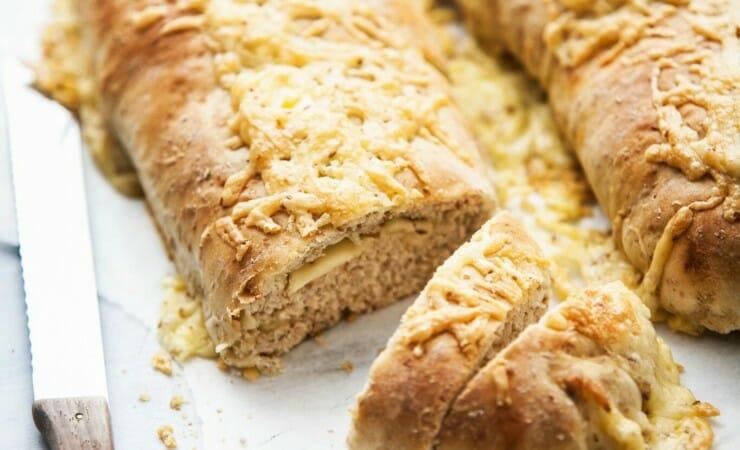 Komijnekaasbrood - recept