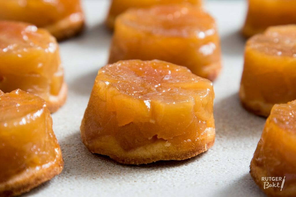 Mini tarte tatin – recept
