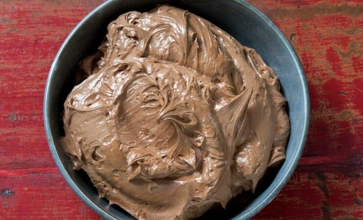 Chocolade-botercrème