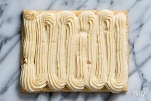 Tompouce taart – recept