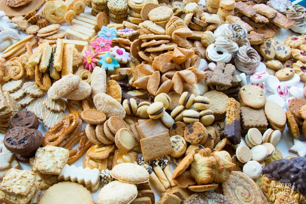 Making of koekjesbijbel
